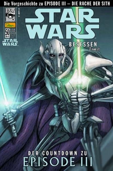 Star Wars 50: Besessen 3