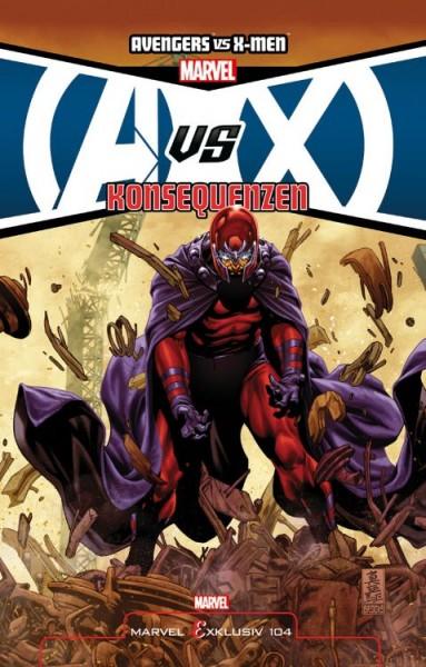 Marvel Exklusiv 104: Avengers vs. X-Men: Konsequenzen