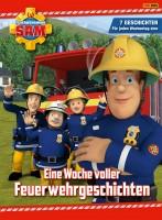 Feuerwehrmann Sam - Eine Woche voller Feuerwehrgeschichten