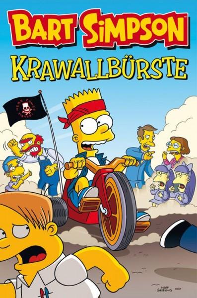 Bart Simpson Sonderband 15: Krawallbürste