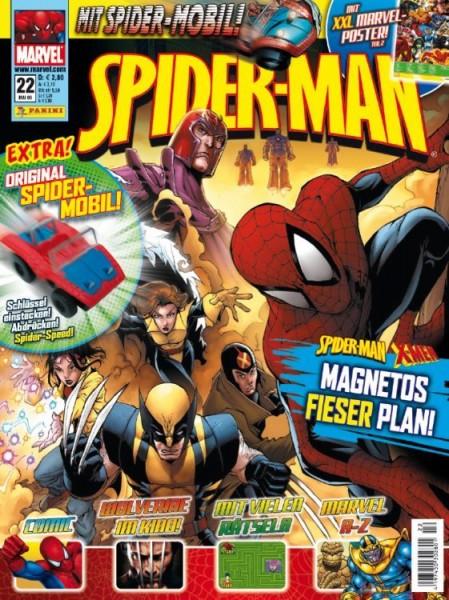 Spider-Man Magazin 22
