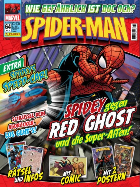 Spider-Man Magazin 64