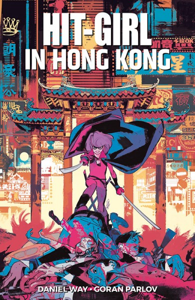 Hit-Girl in Hong Kong