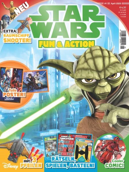 Star Wars Fun & Action 01/20