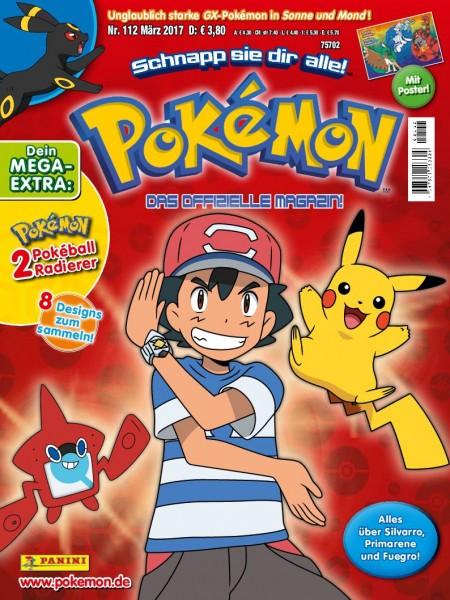 Pokémon Magazin 112