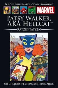 Hachette Marvel Collection 165: Patsy Walker, Aka Hellcat - Katzentatzen