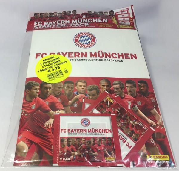 FC Bayern München 2015/2016 - Starter-Set