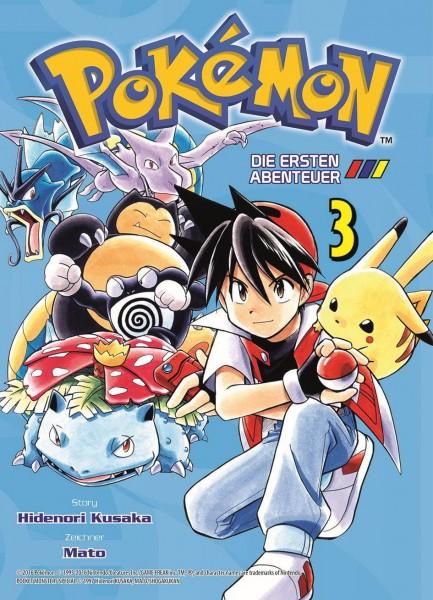 Pokémon - Die ersten Abenteuer 3