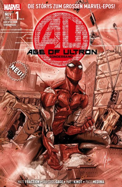 Age of Ultron Sonderband 1