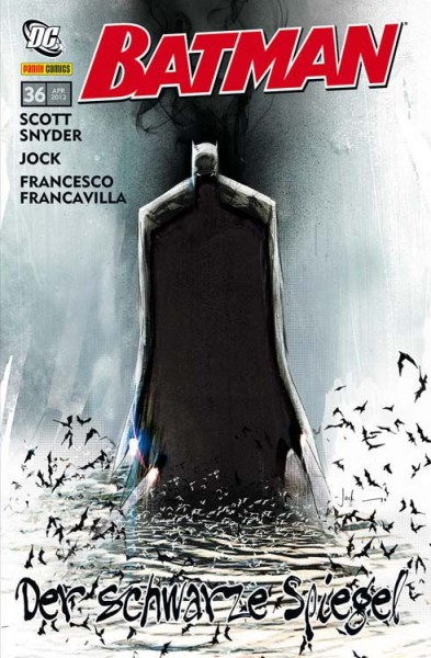 Batman Sonderband 36: Der schwarze Spiegel