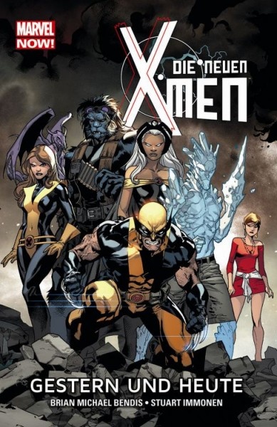 Marvel Now!: Die neuen X-Men 1