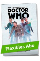 Flexibles Abo - Doctor Who - Alle Bände