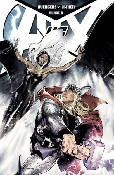 Avengers vs. X-Men 3 Avengers-Variant