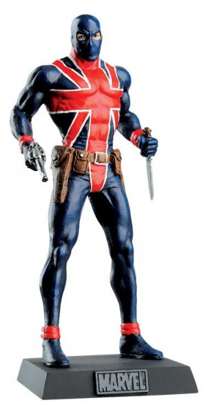 Marvel-Figur: Union Jack