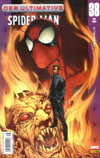 Der ultimative Spider-Man 38
