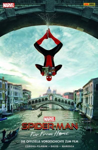 Spider-Man: Far From Home - Die offizielle Vorgeschichte zum Film