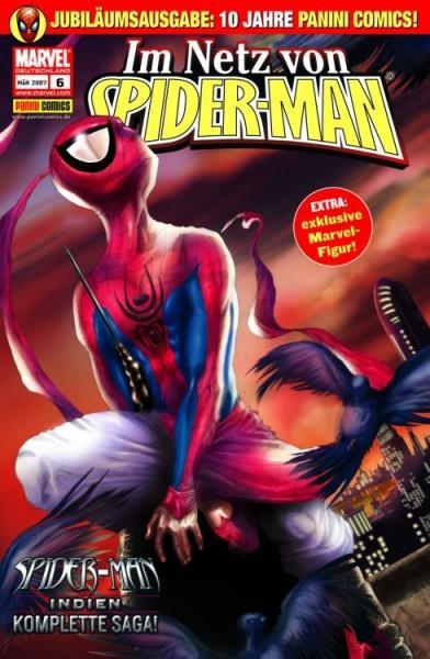 Im Netz von Spider-Man 6