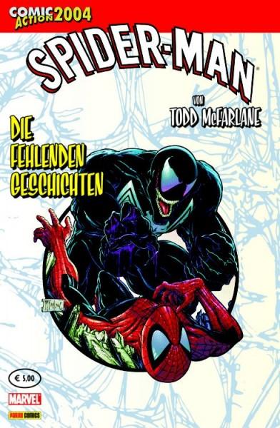 Spider-Man von Todd Mcfarlane