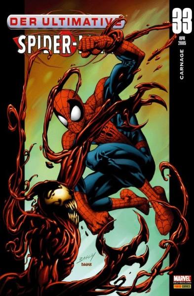Der ultimative Spider-Man 33