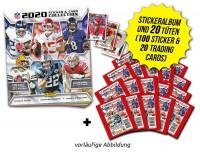 NFL Sticker & Trading Cards 2020 - Kickoff-Bundle