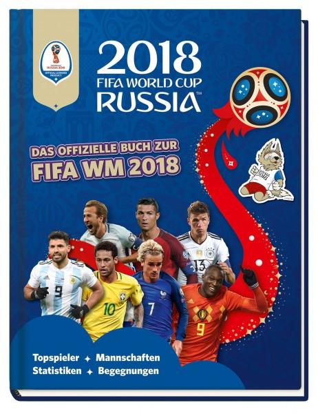 FIFA - FIFA World Cup 2018 Fact File
