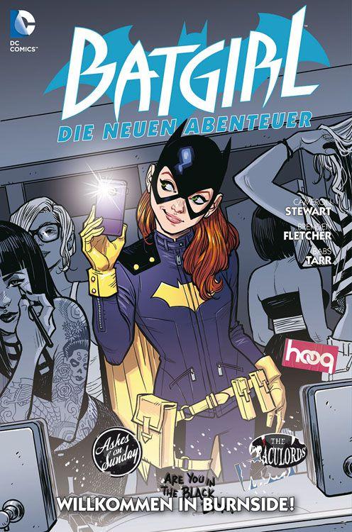 Batgirl - Die neuen Abenteuer 1