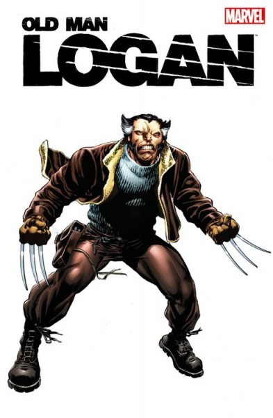 Old Man Logan 6 Comic Salon Erlangen Variant