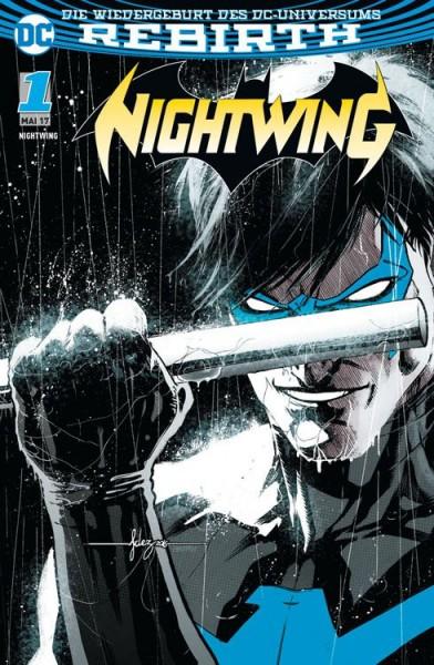 Nightwing 1: Besser als Batman Variant