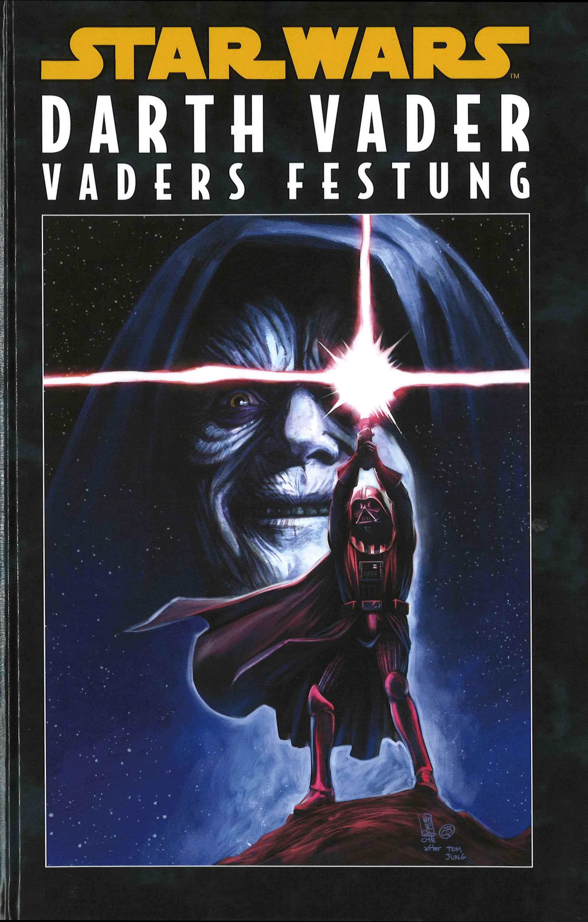 Star Wars: Darth Vader - Vaders...