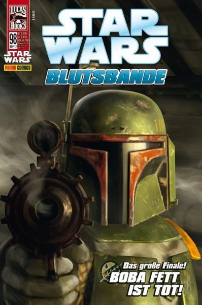 Star Wars 98: Blutsbande - Boba Fett ist tot!