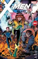 X-Men - Blue 1 - Reise ins Blaue