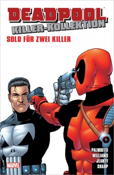 Deadpool Killer-Kollektion 12: Solo für zwei Killer Cover