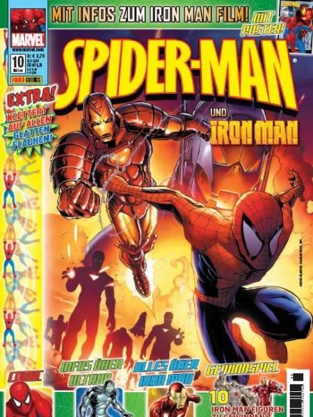 Spider-Man Magazin 10