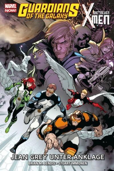 Guardians of the Galaxy & die neuen X-Men: Jean Grey unter Anklage - Comic Salon Erlangen