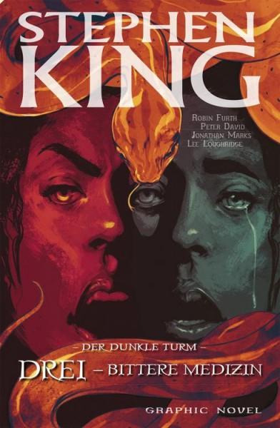 Stephen King: Der Dunkle Turm 15: Drei - Bittere Medizin