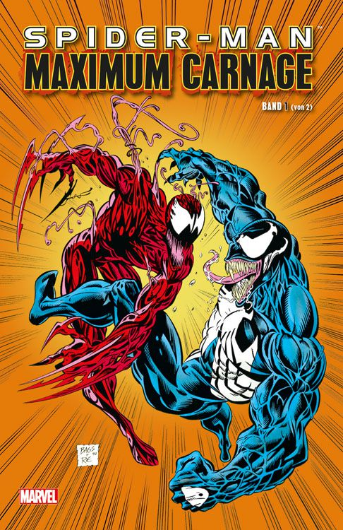 Spider-Man: Maximum Carnage 1
