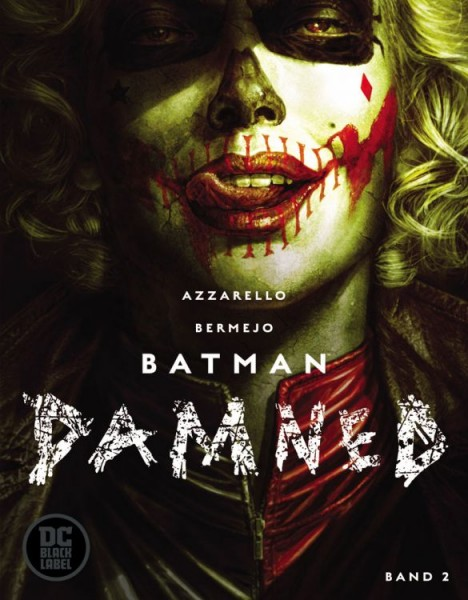 Batman: Damned 2
