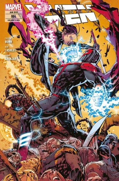 Uncanny X-Men 4: Das Ende Magnetos