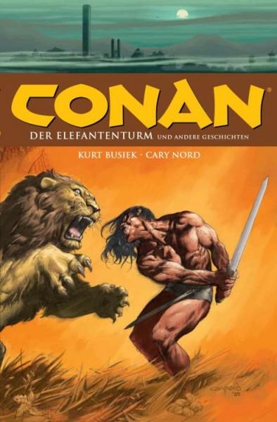 Conan 3: Der Elefantenturm und andere Geschichten