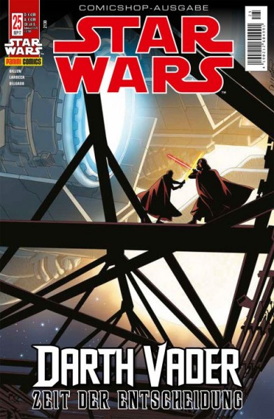 Star Wars 25: Darth Vader - Endspiel 2 (Comicshop-Ausgabe)