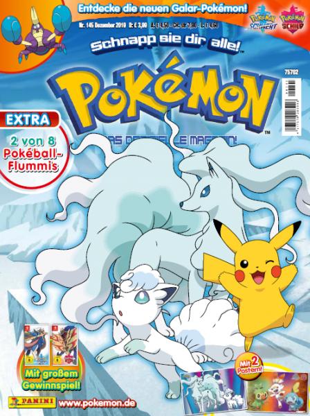 Pokémon Magazin 145