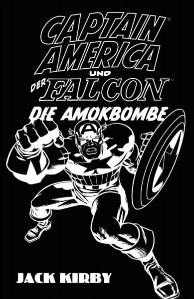 Captain America und der Falcon: Die Amokbombe