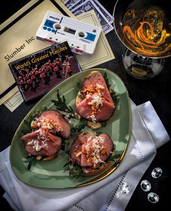 James Bond 007 Die Lizenz zum Kochen – inoffizielles Kochbuch – Blick ins Buch