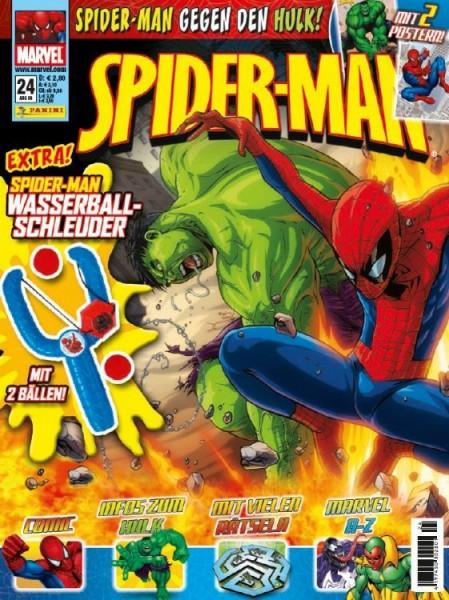 Spider-Man Magazin 24