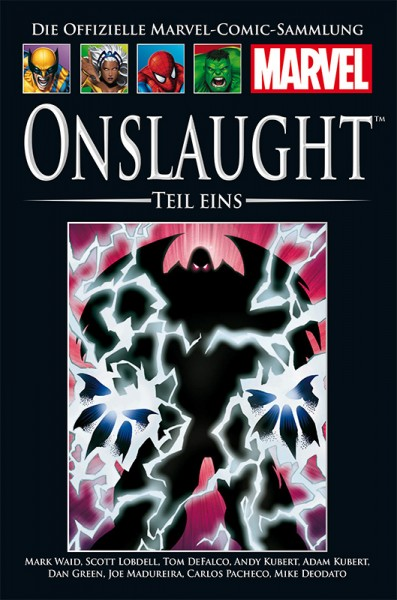 Hachette Marvel Collection 192: Onslaught, Teil 1 Cover