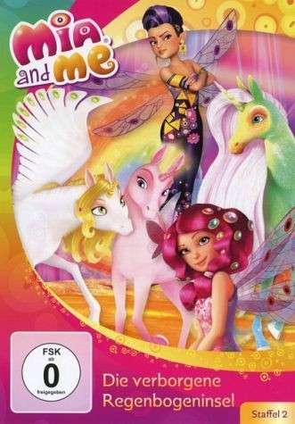 Mia and Me - Staffel 2 - Vol. 8 - Die verborgene Regenbogeninsel