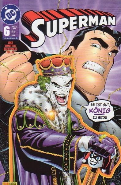 Superman 6: Es ist gut König zu sein