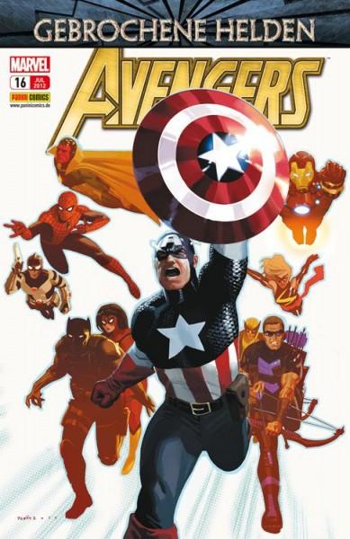 Avengers 16 (2011)