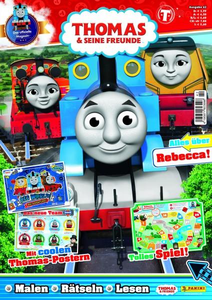 Thomas und seine Freunde Magazin 42