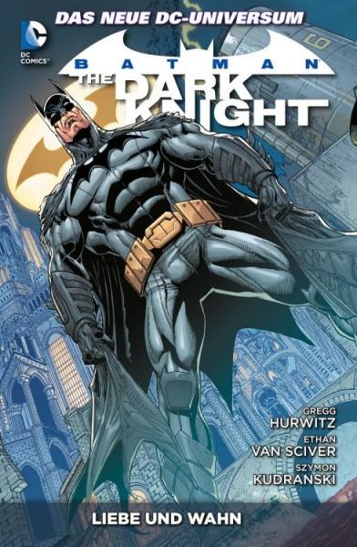 Batman: The Dark Knight Paperback 3: Liebe und Wahn Cover